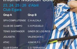 POSTER campionat espanya