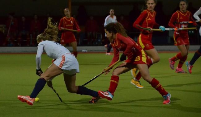 ESPAÑA vs HOLANDA 2