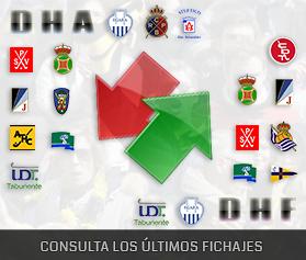 Altas/Bajas (Fichajes) Temporada 2015-2016
