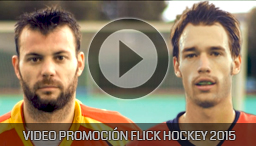 Video promocional Flick Hockey 2015
