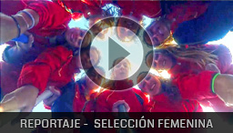 REPORTAJE  SELECCIÓN FEMENINA SE PREPARA PARA LA VALENCIA HOCKEY WORLD LEAGUE