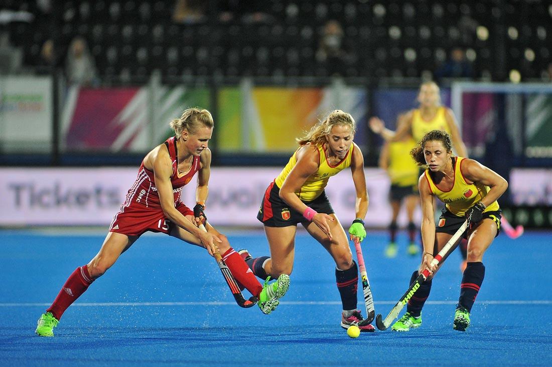 EuroHockey Londres 2015 - Semifinal Spain Vs Inglaterra - Selección Española Absoluta de Hockey Hierba