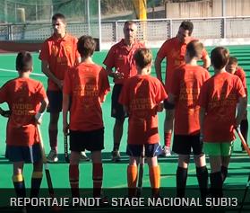 Reportage PNDT - Stage Nacional Sub13 Masculino y Femenino